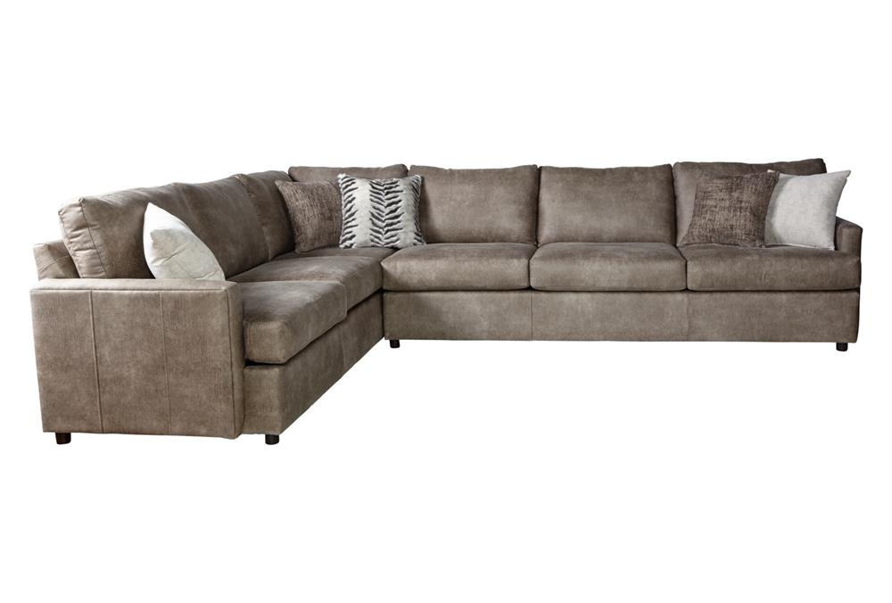 Serta 10800 Sectional Goliath Mica Curley S Furniture