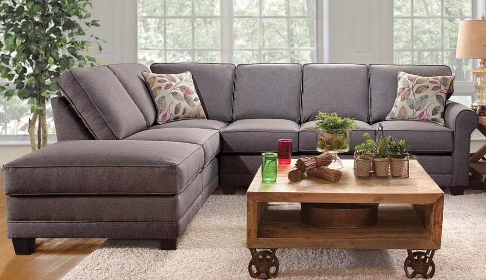 Awesome Serta 3700 Sectional Jitterbug Grey Ibusinesslaw Wood Chair Design Ideas Ibusinesslaworg
