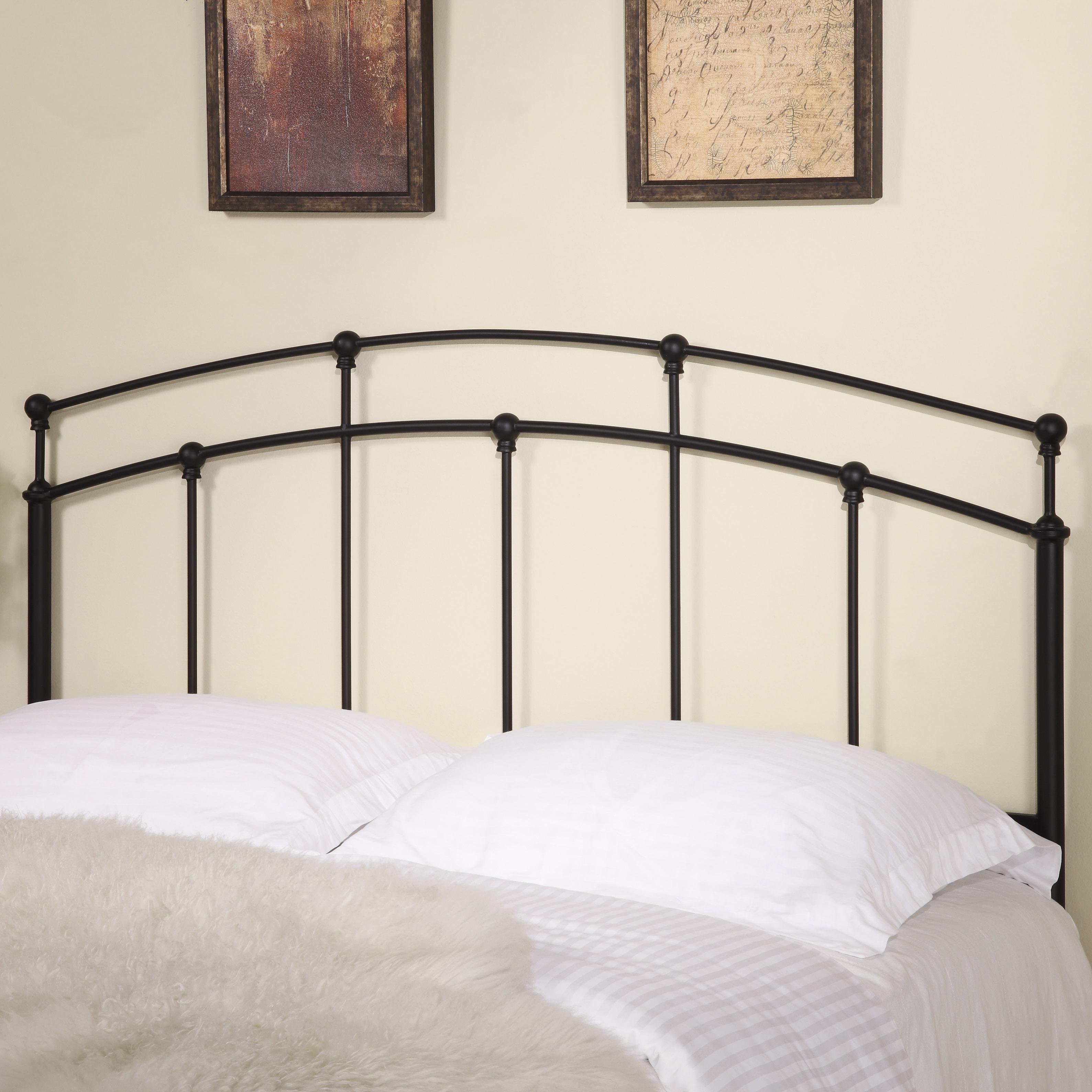 Coaster #300190QF Black Iron Style Headboard - Available in Full and ...