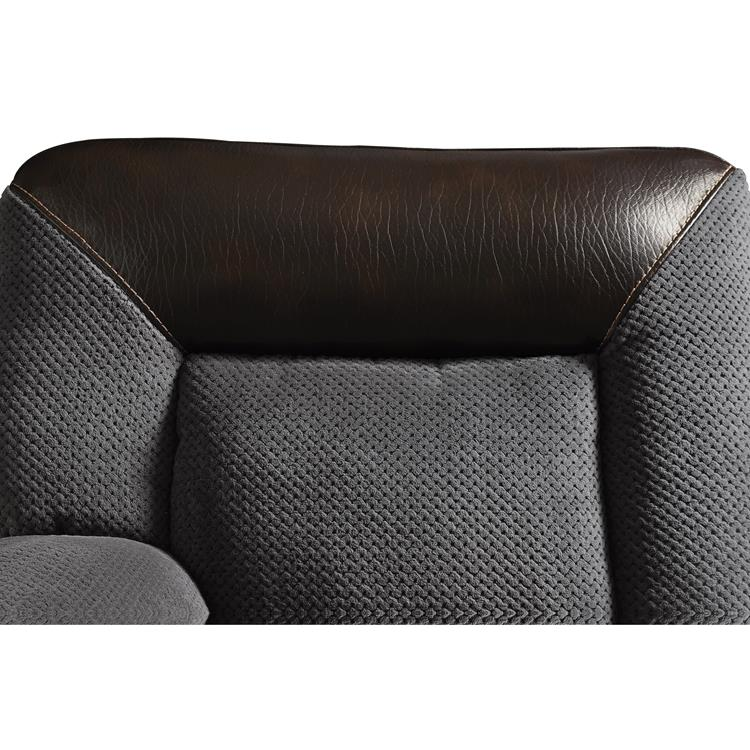 Coaster 600090 Cybele Motion Sectional Curley S