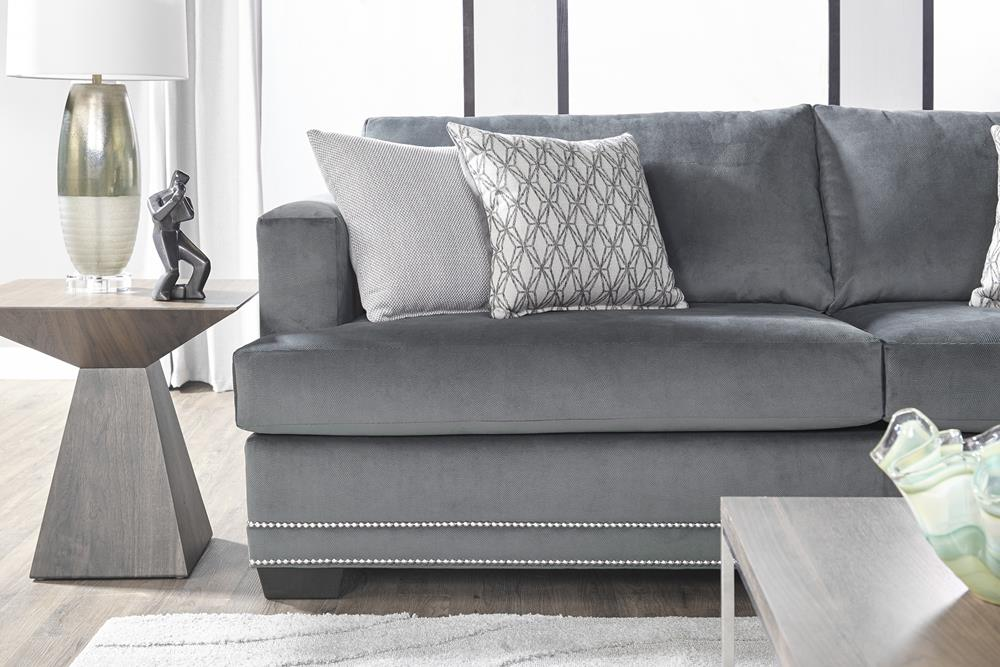 Serta 13300 Charcoal Curley S Furniture Store Des