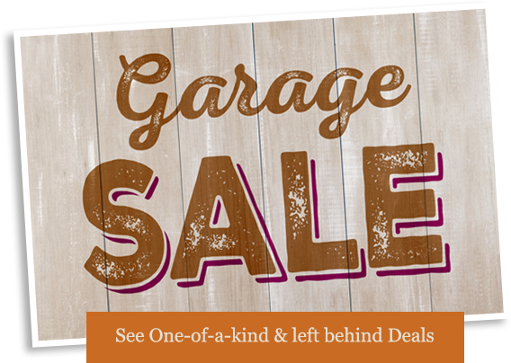 Curley's Furniture Garage Sale