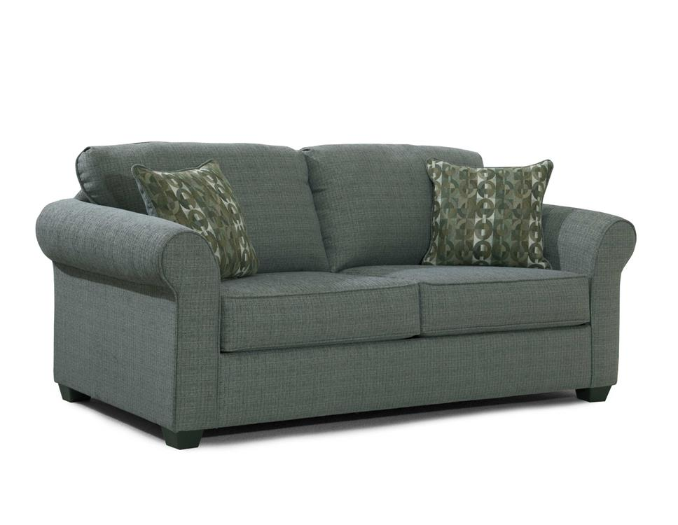 Serta 1750 Burbank Queen Pull Out Sleeper Sofa Curley S