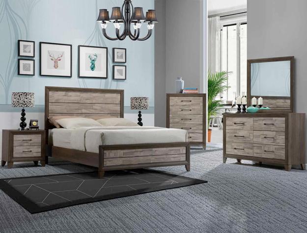 Crownmark B3300 Jaren Bedroom Curley S Furniture Store
