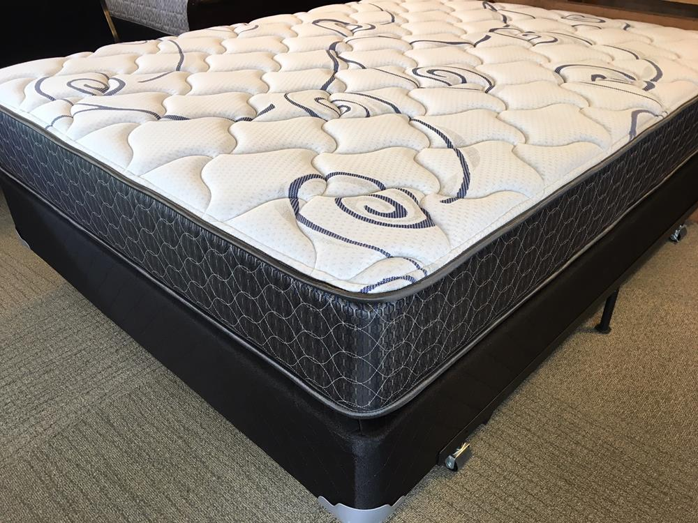 Symbol Mattress Hotel Supreme Double Sided Firm Curleys