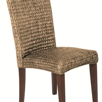 Coaster #101093 Westbrook Woven Wicker Look Dining Chair